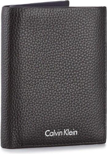 f675f81e1e Nagy férfi pénztárca CALVIN KLEIN - Pebble Leather Ns 8C K50K503727 001