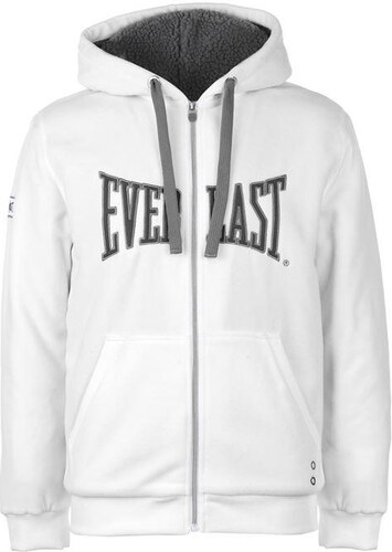 Everlast Polar férfi kapucnis cipzáras bundás pulóver - Glami.hu f7f97f548f