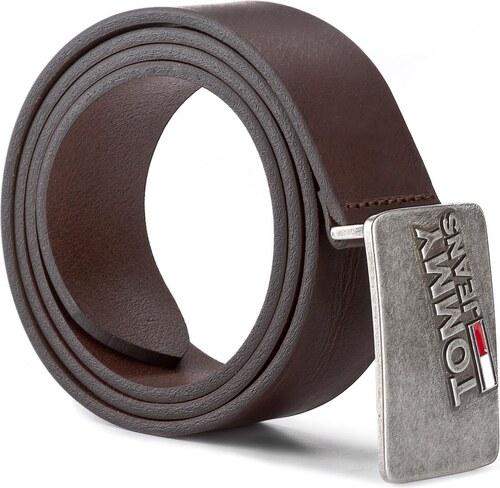 Opasok Pánsky TOMMY JEANS - Thd Plaque Belt 4 AM0AM02980 100 254 ... 7dcb81602ac