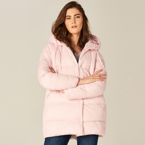 8f1d9244eb Mohito - Steppelt kapucnis dzseki - Rózsaszín - Glami.hu