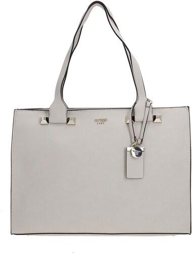 f8c2daceab Guess Kabelky VG686123 Shopper Bag Women STONE Guess - Glami.cz