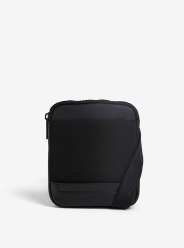 Čierna pánska crossbody taška Calvin Klein Jeans Caillou - Glami.sk 24605101d04