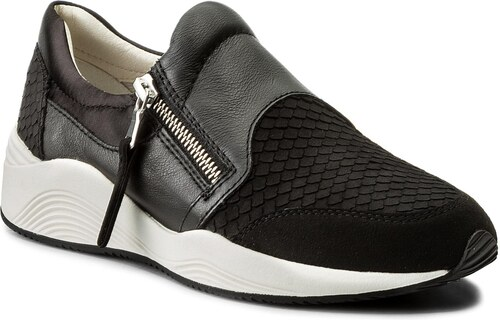 Sneakersy GEOX - D Omaya A D620SA 0ZVAF C9999 Black - Glami.sk e93fe62665