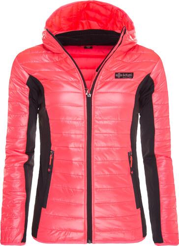 Zimní prošívaná bunda dámská KILPI NEKTARIA-W PNK - Glami.sk a15abec1c70
