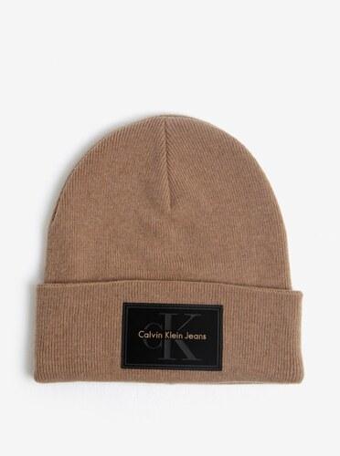 7455f22d42 Béžová pánska čiapka Calvin Klein Jeans Re-issue - Glami.sk