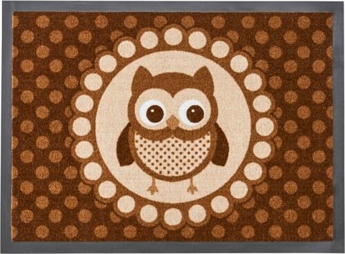 bpc living bonprix tapis de protection chouette marron pour maison. Black Bedroom Furniture Sets. Home Design Ideas