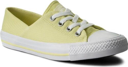 Tramky CONVERSE - Ctas Coral Ox 555896C Lemon Haze Lemon Haze White ... 2a581534a87
