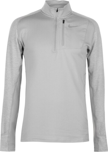 Pánske tričko Nike Therma Running Top Mens - Glami.sk ce365092a67