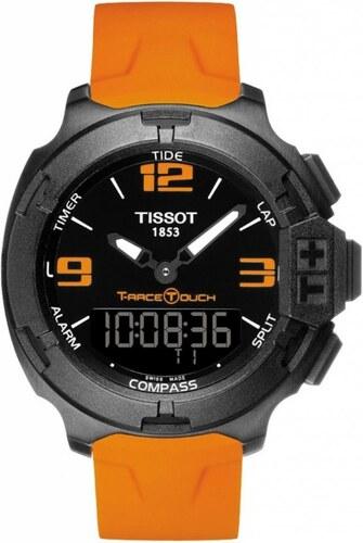 Pánské hodinky TISSOT T-Race Touch Aluminium T081.420.97.057.02 ... 019091d82a4
