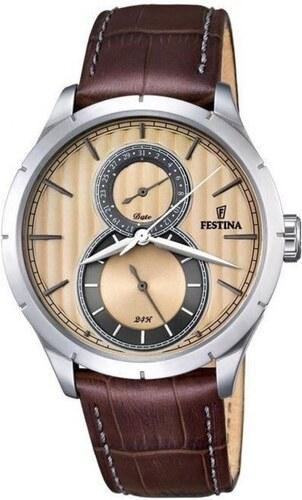 Pánské hodinky FESTINA Retro 16892 4 - Glami.cz b9987519d6