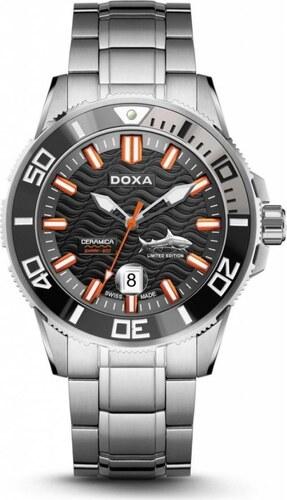 Pánské hodinky DOXA Into The Ocean Limited Edition D196SGY - Glami.cz 9ec363aff17