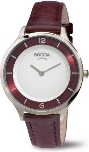 Dámské hodinky BOCCIA TITANIUM 3249-02 - Glami.cz 4a87cb410e