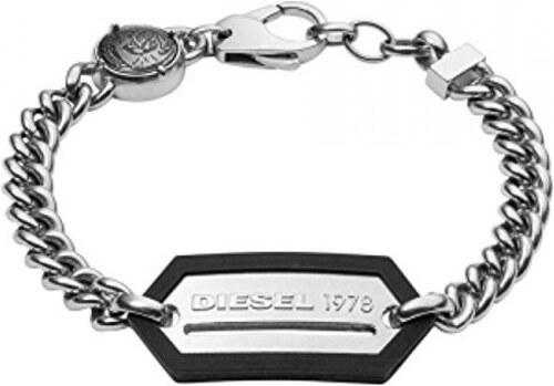 Náramek DIESEL DX0992 - Glami.cz be056af2e32