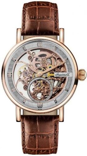 Pánské hodinky INGERSOLL The Herald Automatic I00401 - Glami.cz 7c6037bc4fb