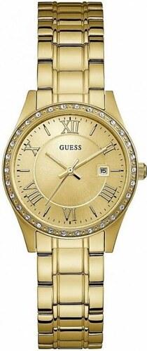 4b02accac25 Dámské hodinky GUESS Greenwich W0985L2 - Glami.cz