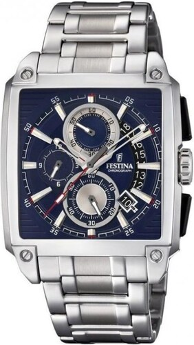 Pánské hodinky FESTINA Timeless Chronograph 20264 2 - Glami.cz c60fbc49a8