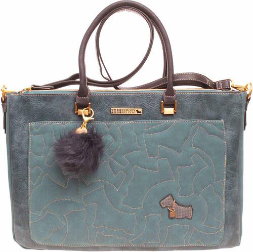 Dogsbybeluchi dámská kabelka 25414-1 azul 25414-1 azul - Glami.cz 987439228d