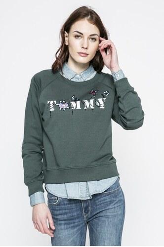 Tommy Hilfiger - Mikina Floral - Glami.sk ff1839eb7b6