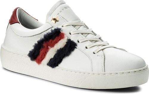 Sneakersy TOMMY HILFIGER - Suzie 6ZI FW0FW01922 White 100 - Glami.cz 61d658584b