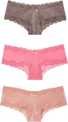 Victoria s Secret Luxusní set brazilských kalhotek Victoria s Secret ... af63f2906e