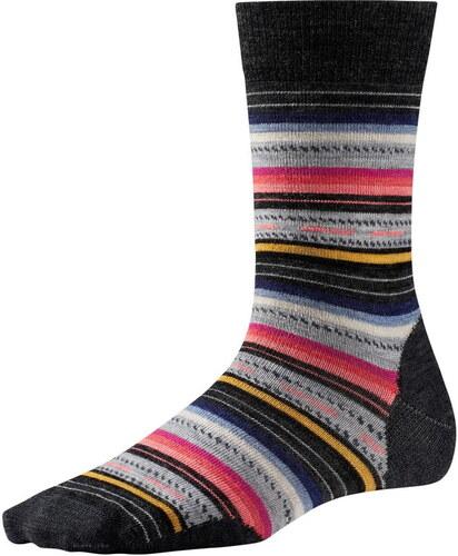 Lyžařské ponožky dámské Smartwool W MARGARITA charcoal stripe - Glami.sk 670e7bcb47