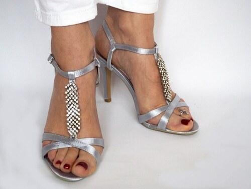 9124ee77ae2 BALADA plesové střevíčky-společenská obuv