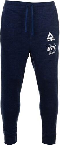 Tepláky pánské Reebok UFC Fleece Pant 82 NavyMarl - Glami.cz 8d09b0bb5c