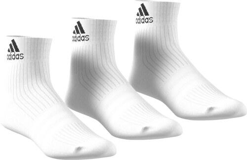 -10% Pánské Ponožky adidas Performance 3S PER AN HC 3P WHITE WHITE BLACK 069f47d295