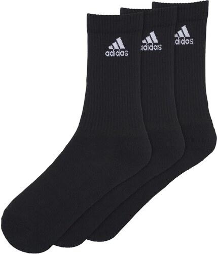 adidas Performance Pánské ponožky adidas 3S Per Cr Hc 3 páry BLACK BLACK  WHITE 7fe0c56bd5