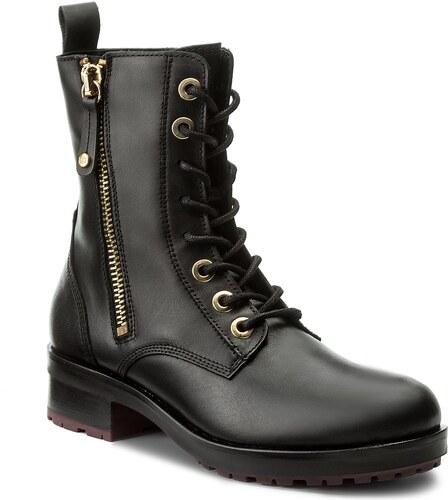5729635676 Členková obuv TOMMY HILFIGER - Jill 1A FW0FW01547 Black 990 - Glami.sk