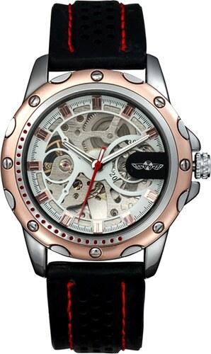 Pánské automatické hodinky Winner White Eagle III - Glami.cz 308c949af6e