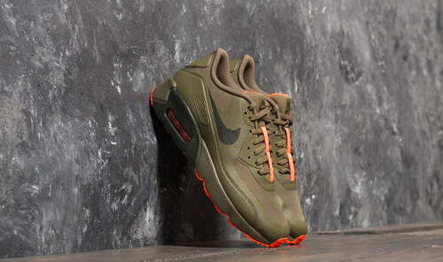 546a108da8f Nike Air Max 90 Ultra 2.0 LE (GS) Medium Olive  Sequoia - Glami.cz