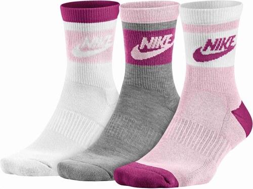 de70c98c0 Dámské Ponožky Nike NSW WOMENS -3PPK LOW MULTI-COLOR - Glami.cz