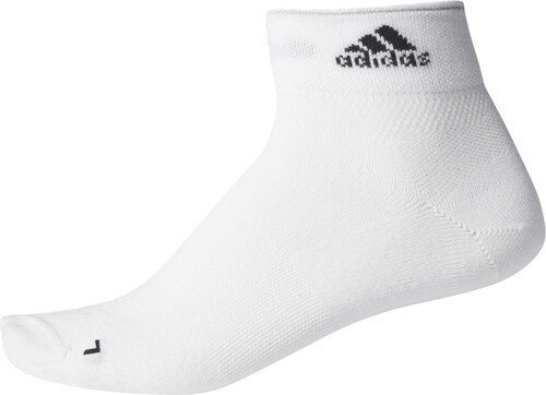 c9da0aea1e9 Pánské Ponožky adidas Performance R LIGH ANK T 2P WHITE BLACK REFSIL ...