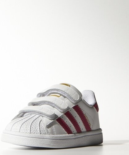 adidas Originals SUPERSTAR FOUNDATION CF I Dětské boty B23639 - Glami.cz 935b277de2