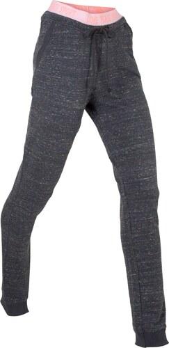 bpc bonprix collection Sweathose mit Neon-Highlights, lang, Level 1 in grau  für Damen von bonprix 89e0599b3e