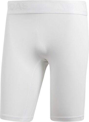 0db5e785c432 adidas Alphaskin Sport Short Tights bílá M - Glami.cz