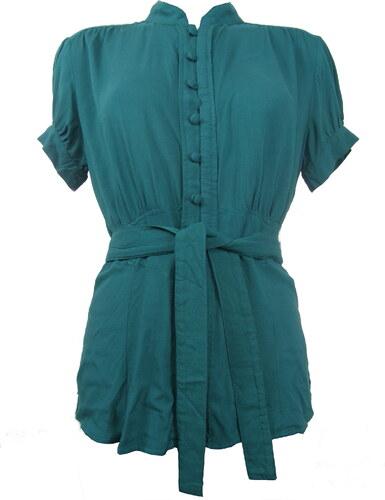DIESEL dámská zelená košile - Glami.cz b0c2d73ffd