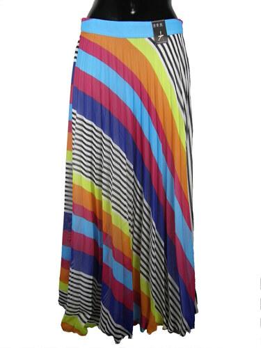 4862ccea507 ATMOSPHERE dámská barevná sukně - Glami.cz