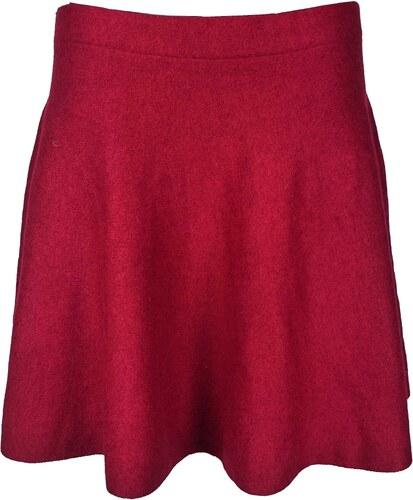 ATMOSPHERE dámská červená sukně - Glami.cz b0b95cdb27
