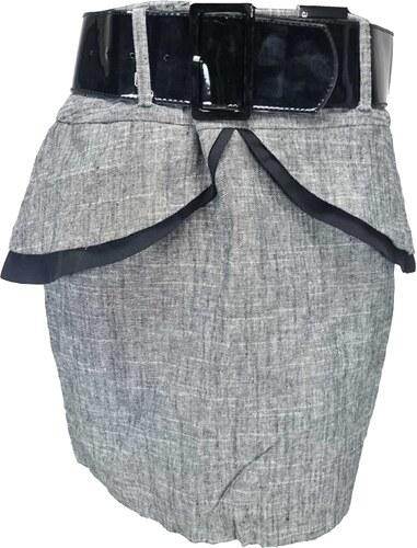 ATMOSPHERE dámská šedá sukně - Glami.cz 5594cd7c30