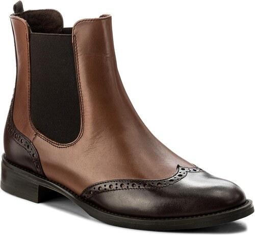 8d6f3d3fd8 Kotníková obuv s elastickým prvkem GINO ROSSI - Nevia DSF446-H37-0177-3337