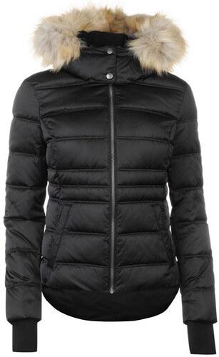 TIP! Calvin Klein zimní bunda s kožešinou - Glami.cz 3cfb753e84