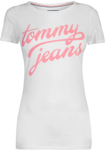 Dámské tričko Tommy Hilfiger - Glami.cz 50cec3133e