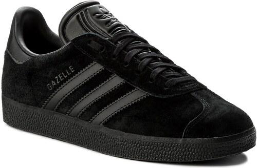 official photos dc13a 0713a -30% Boty adidas - Gazelle CQ2809 CblackCblackCblack