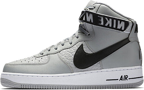 Pánske tenisky Nike Air Force 1 High `07 NBA Pack Grey Black - Glami.sk b6329a938f0