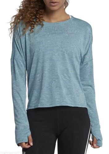 57829d471 Tričko s dlhým rukávom Nike W NK DRY MEDALIST TOP LS 890095-407 Veľkosť S