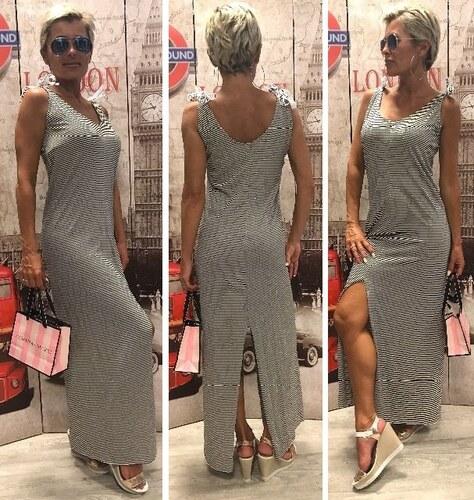 55879f05569c LF design stylové dámské šaty dámské oblečení úpletové šaty - Glami.cz
