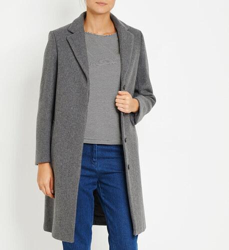 Manteau gris galeries lafayette