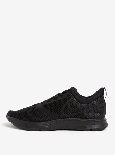 Čierne dámske tenisky Nike Zoom Strike Running - Glami.sk d28294e44ab